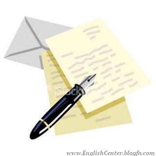 Formal Letter Writing نامه نگاری رسمی